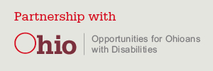 Partnership with Ohio Opportunities for Ohioans with Disabilities