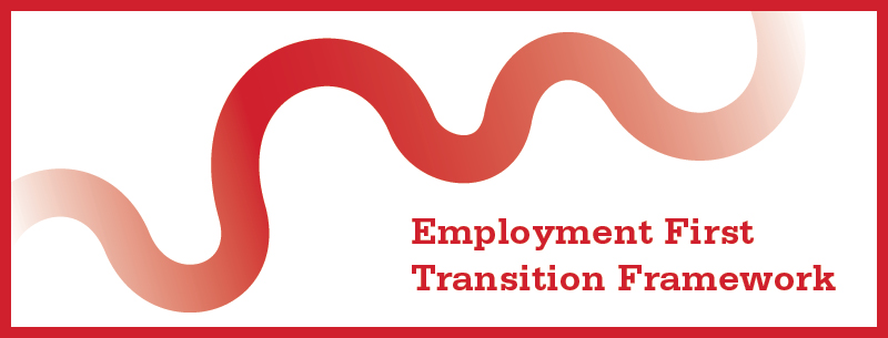 Rotating Image: Employment First Transition Framework
